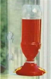 WP14133 WINDOW HUMMINGBIRD FEEDER GLDC