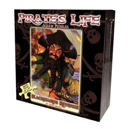 BPBR BLACKBEARD'S REVENGE - PIRATE'S LIFE JIGSAW PUZZLE CHANNEL