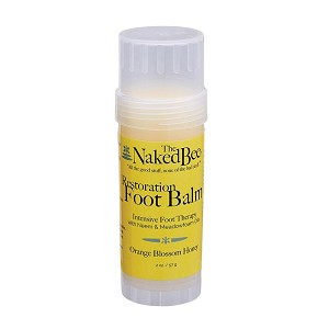 NBFB 2 OZ TWIST-UP TUBE RESTORATION FOOT BALM NAKED