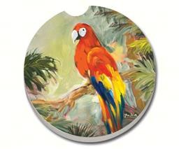 10685 PARROT AT BAY CAR COASTER GLDC