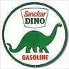 207 SINCLAIR DINO GASOLINE TIN SIGN DSPRT