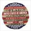 13273 PLEDGE ALLEGIANCE STEPPING STONE SPOONTQ