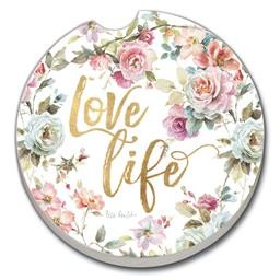 08928 LOVE LIFE CAR COASTER GLDC