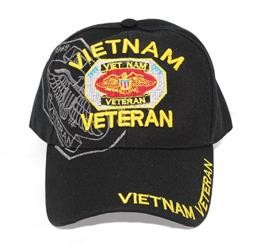 HT720 'VIETNAM VETERAN' EAGLE CAP SCOTT