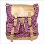 0192-LEOPINK-BOOKBAG SIMPLY SOUTHERN