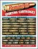 1001 REMINGTON - SPORTING CARTRIDES TIN SIGN DSPRT