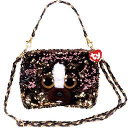 95134 BRUTUS DOG PURSE/HANDBAG  TY