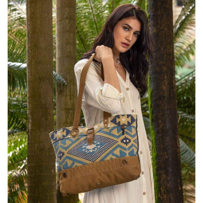 S 2569 Cloudless Blue Tote Bag Myra Discover over 2486 of our best selection of 1 on aliexpress.com with. s 2569 cloudless blue tote bag myra